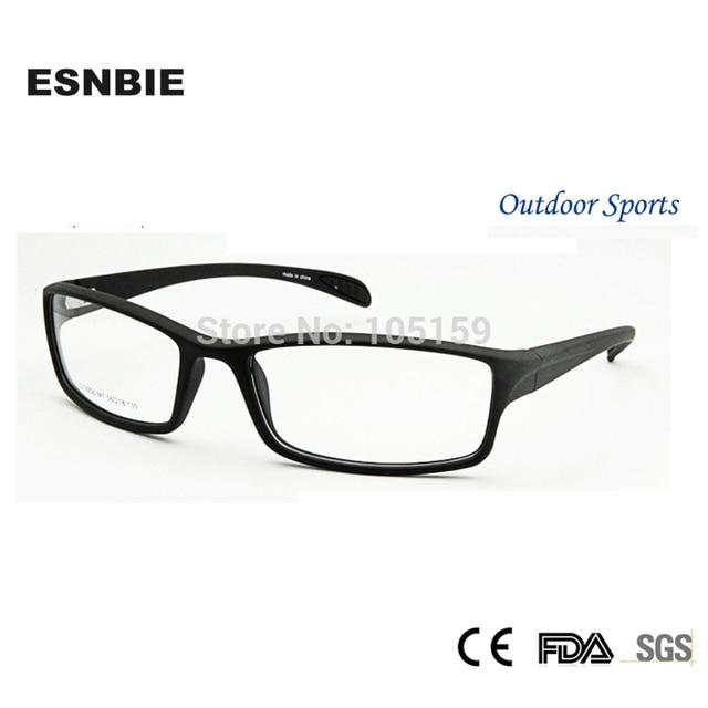 Designer de Moda Óculos Oculos de grau óculos de Miopia Lente Clara Novo  2015 Computador TR90 16672412e1