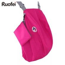New arrivel Multi-functional folding shoulder bag backpack large capacity ladies girls travel outdoors for women Men Ou