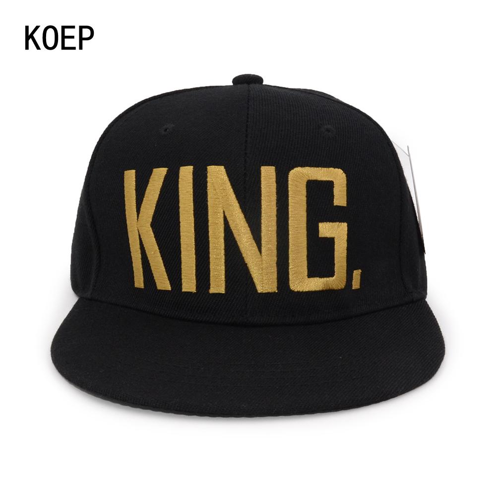 black snapback hat KOEP®-HHC-17-GK-2
