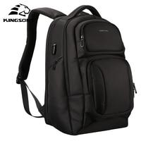 Kingsons Men S Backpack Anti Theft Shoulder Bags Laptop Backpacks Military Travel Bag Male Casual