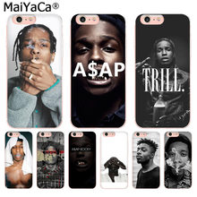 MaiYaCa Hip-hop boy Asap Rocky Call Box Hot Fashion Dynamic phone case for iphone 11 pro 8 7 66S Plus X 10 5S SE XS XR XS MAX(China)