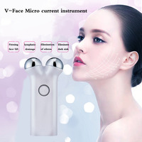 Facial Beauty Massager face Lifting Skin Tightening Micro current Wrinkle remover Neck care Firming Lifting Beauty skin device