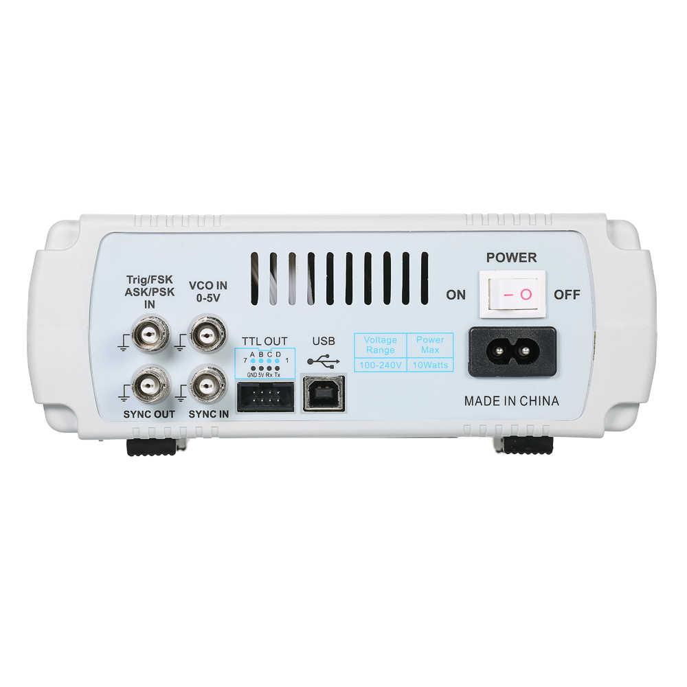 KKmoon FY6600-60M FY6600 Loạt 60 mhz Điều Khiển Kỹ Thuật Số Dual-kênh DDS FUNCTION Chức Năng Tín Hiệu Máy Phát Điện tần số meter Tùy Ý