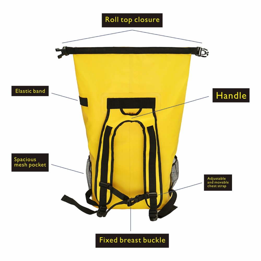 Dry Bag Backpack 11