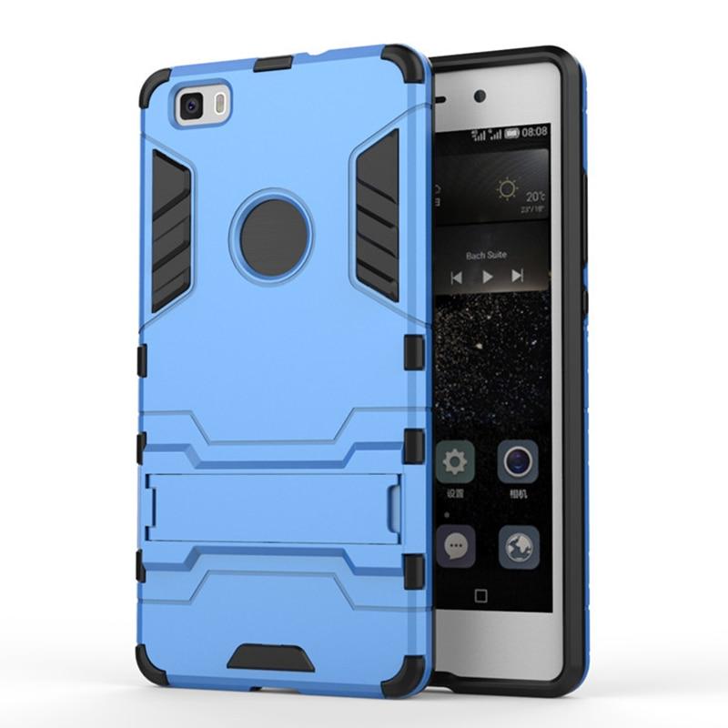 Untuk Huawei p8 lite kasus telepon, Silikon shell, Melindungi armor - Aksesori dan suku cadang ponsel - Foto 2