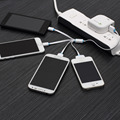Free Shipping LENTION 4 in 1 Multi USB Data Cable Sync Charger Charging Cable Cord For iPhone For Samsung For HTC Android Phone