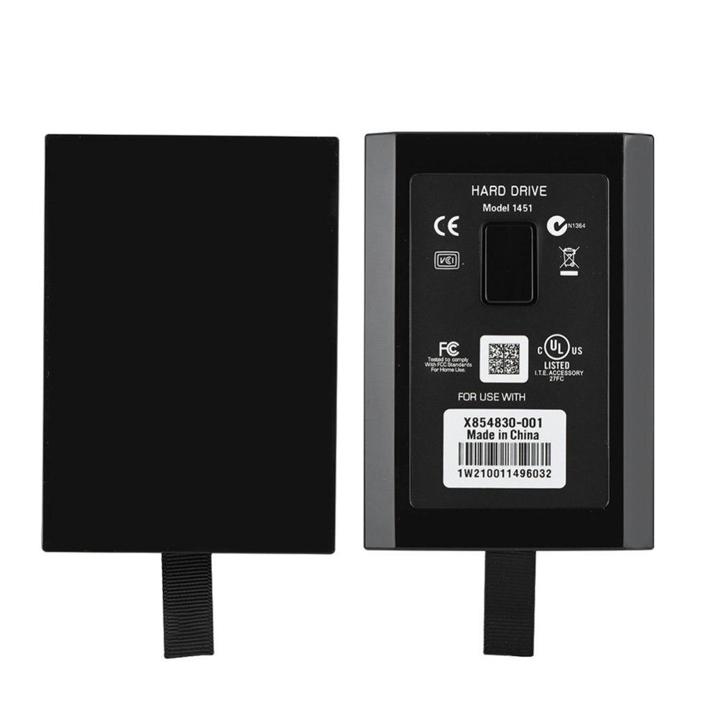 Hard Drive Disk For Xbox 360 Slim Game Console Internal HDD Harddisk For Microsoft XBOX360 Slim 500GB 250GB 60GB 120GB 320GB