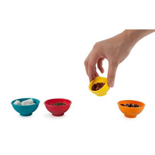 Mini Kitchen Tools Silicone Bowl For Salt Sauce Sugar