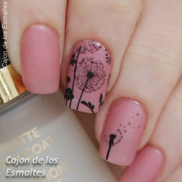 2 patternssheet flying dandelion nail art water decals nail 2 patternssheet flying dandelion nail art water decals nail transfer stickers born pretty bp w13 20604 in stickers decals from beauty health on prinsesfo Gallery
