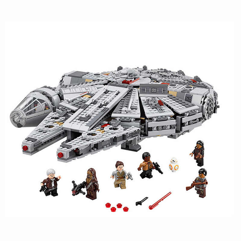 Detail Feedback Questions About In Stock Lepin 05007 05006 Star Wars
