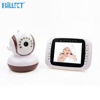 3.5 pollice Monitor LCD Wireless Video Baby Monitor Fotocamera NightVision Ninna Nanna Bambino Citofono di Controllo Remoto di Ascolto Video Nanny