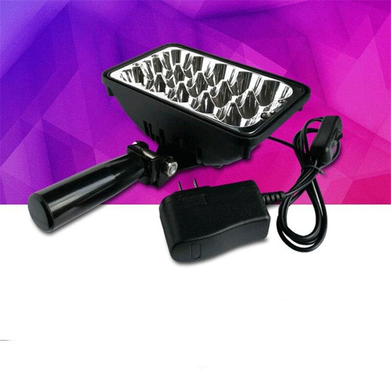 150 Вт 395nw волны светильник светодиодный модуль клей лампы Зеленый масло фиолетовый стороны света мобильного телефона watercooler УФ-отверждения ...