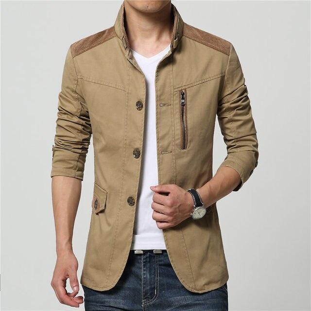 Vestes Dans Blazer Plus Taille Manteau Business Automne Qualité La Formelle Hommes Hiver Xxxl Homme Veste Costume Solide Casual Haute Nouveau USqwHgw
