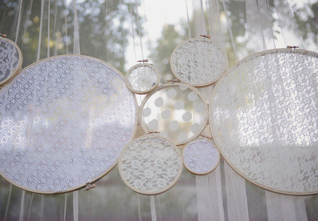 Embroidery Bamboo Hoops Cross Sticth Frames For Wedding Ideas