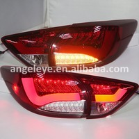 2012 up year for Mazda CX 5 cx 5 LED Strip Tail Lamp Red White Color SN