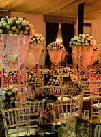 80cm Tall Wedding Crystal flower stand table centerpiece 4pcs/Lot