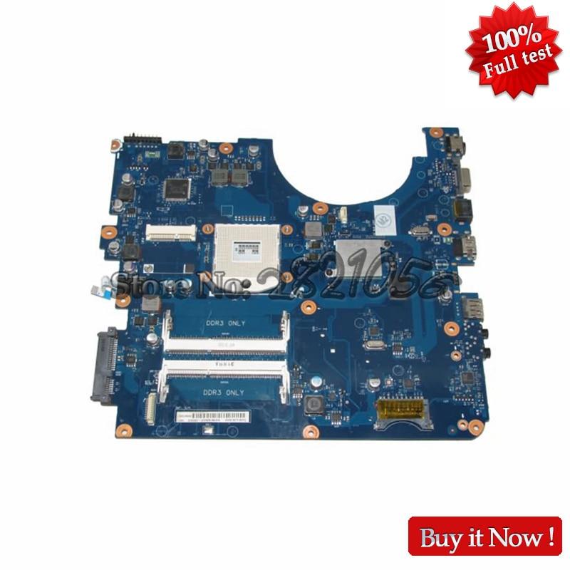 NOKOTION Laptop Motherboard For samsung NP-R540 R540 BA41-01219A MODEL BREMEN-C BA92-06381B BA92-06381A HM55 DDR3