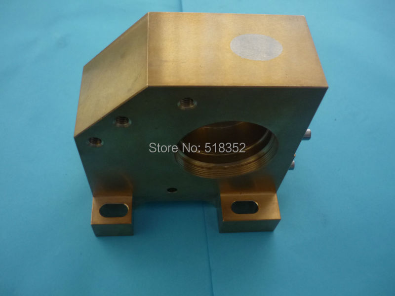 X181A788G71 Mitsubishi M459B Lower Machine Head Die Guide Block Brass Roller Holder for DWC FA WEDM LS Wire Cut Machine Parts wire guide holder machine holder for - title=