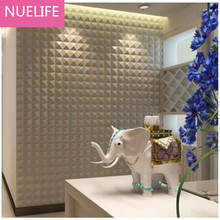 30x30cm 1PCS three - dimensional plate pattern entrance bedr