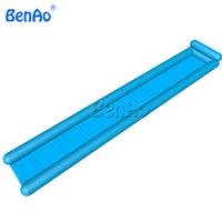 AA069 BENAO Giant Slide the City/Long Water Slip N Slide Inflatable Slide the City/Inflatable City Slide for Sale