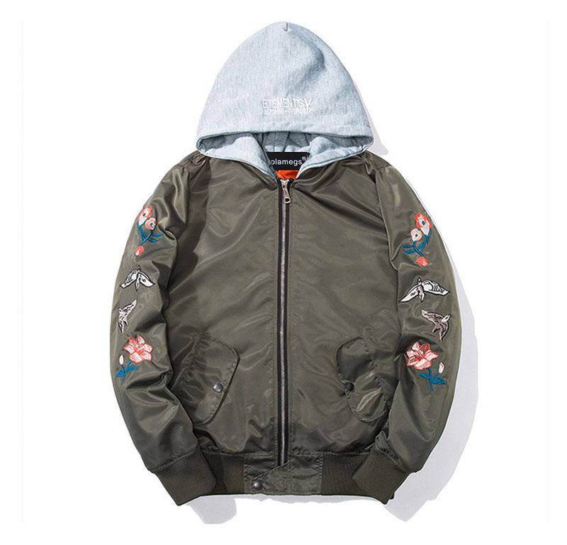Aolamegs Bomber Jacket Japanese Embroidery Thin Men's Jacket Couple Hip Hop Fashion Outwear Autumn Men Coat Baseball Jackets New (11)