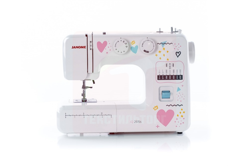 Sewing Machine Janome Excellent Stitch 15A (ES 15A) кулисный переключатель switch 250 10 125v 15a 5
