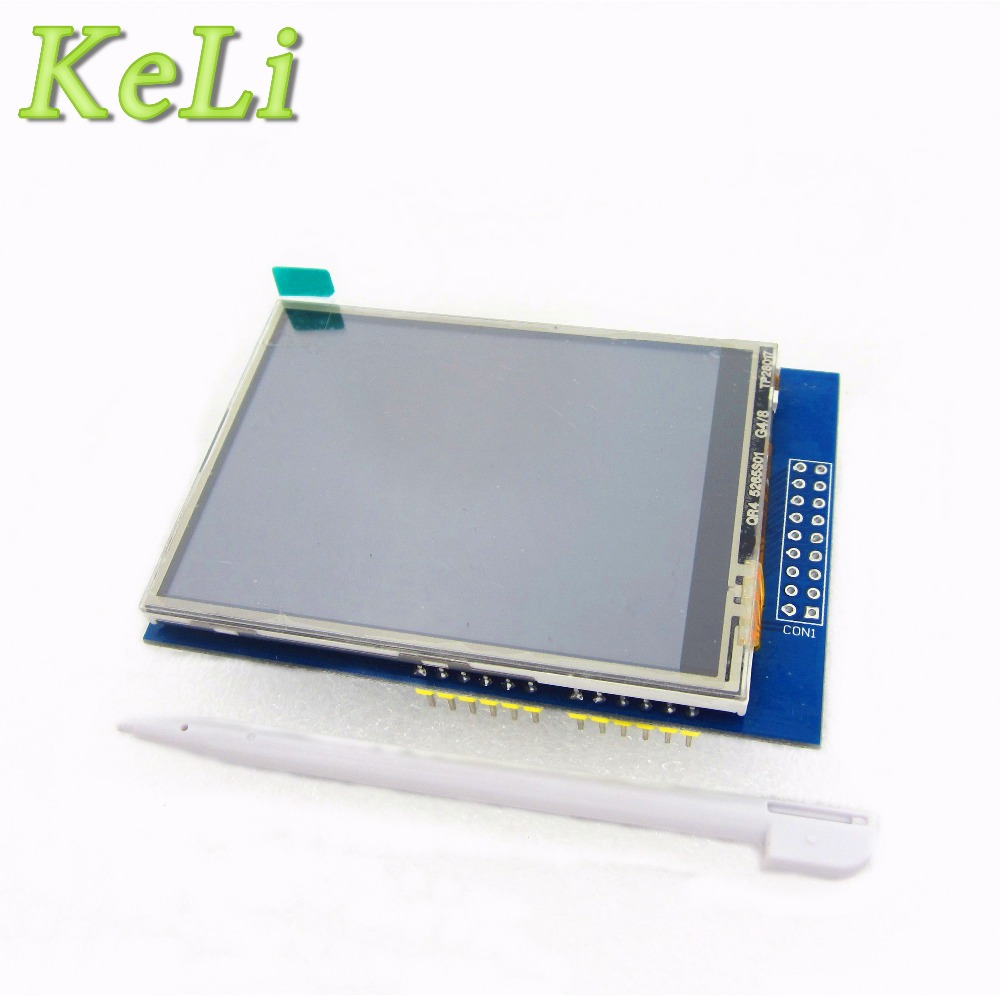 2.8 inch TFT Touch LCD Screen Display Module support UNO R3 HIGH QUALITY