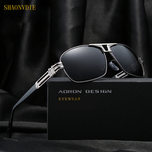 Men Sunglasses 2017 Mercedes Brand Designer Vintage Polarized Sun Glasses Male Oculos De Sol Masculino Gafas Polarizado With BOX