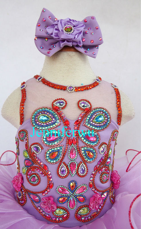 baby girl and toddler girl formal dress girl party dresses   1T-6T EB205-2 glitz baby and toddler girl formal dress girl party dresses girl brand clothes and 1t 6t g284 2