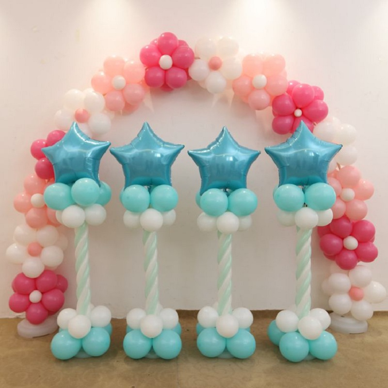 Popular birthday balloons buy cheap birthday balloons lots for Balloon decoration kits