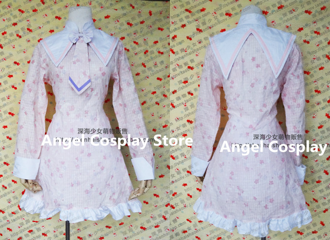 lolita Fashion Sexy Party Uniforms Dress Skirt Cosplay Costume Custom-made Any Size