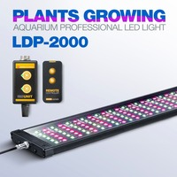 LICAH Fresh Water Aquarium Plant LED LIGHT LDP 2000 Free Shpping