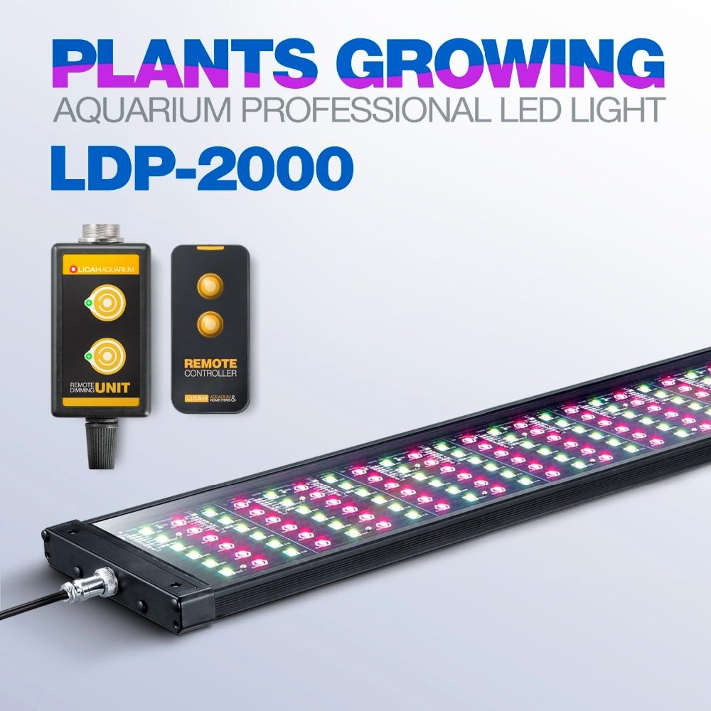 Ev ve Bahçe'ten Aydınlatmalar'de LICAH Tatlı Su Akvaryum Bitki led ışık LDP 2000 Ücretsiz Kargo'da  Grup 1