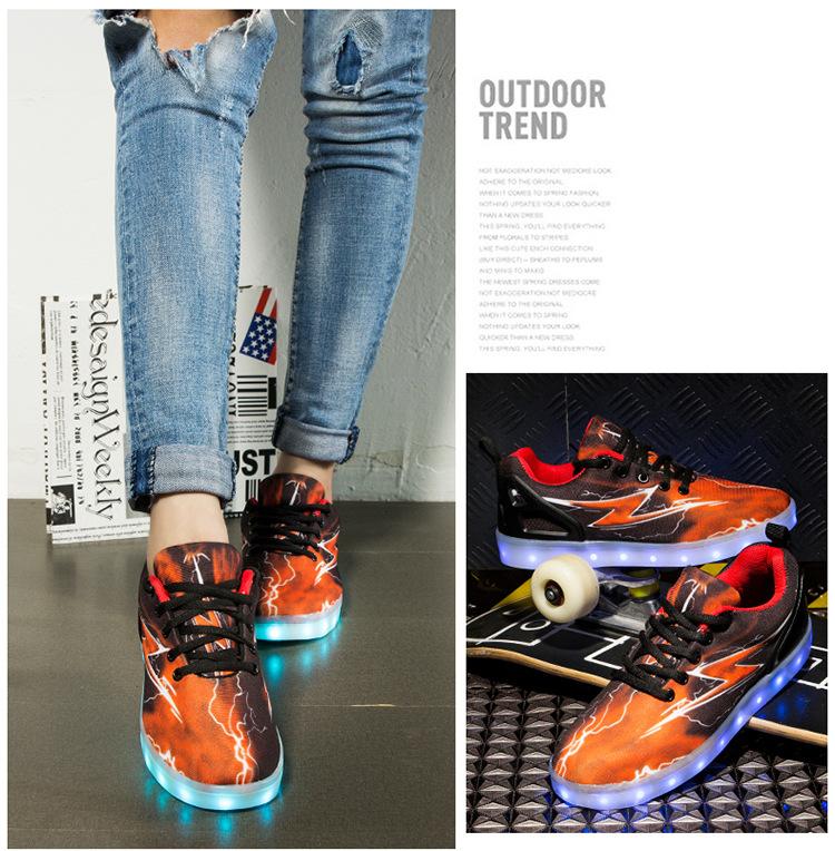 Led Sneakers Lightning 3