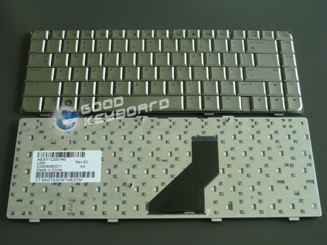 New OEM 698781-001 HP Pavilion US no-Backlit Laptop Keyboard