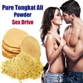 Orgânico puro Pó Tongkat ali Malaio homens melhorar o produto do sexo da ampliação do pénis 50 g/pacote TONGKAT ali extratos da erva