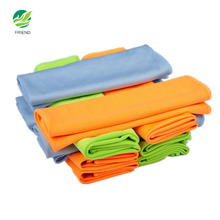 Home Garden - Household Cleaning Tools  - 6PCS 40X30CM Microfiber Car Cleaning Cloths Car Care Microfibre Wax Polishing Detailing Glass Window Windshield Cloth Towels