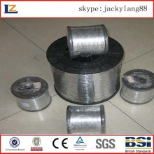 0.2mm hard SS304 Stainless Steel Wire Bright Smooth Surface 100meters