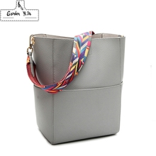 2019 New Luxury Handbags Women Bag Designer Brand Famous Shoulder Bag Female Vintage Satchel Bag Pu Leather Gray Crossbody