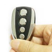 Universal Lock Key Remote Control 433 92MHZ Remote Cloning 4 Channel Car Garage Door Duplicator Rolling