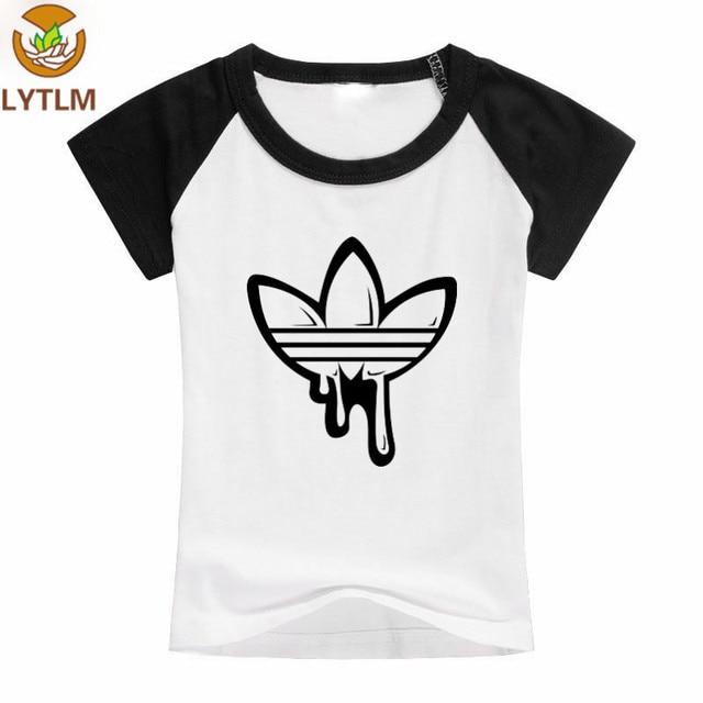 cc8447ff2 LYTLM Toddler Boys Clothing 2018 Summer Children Fashion Tops Cool T-shirt  Kids Funny Brands T Shirts for Children Kids Tshirt