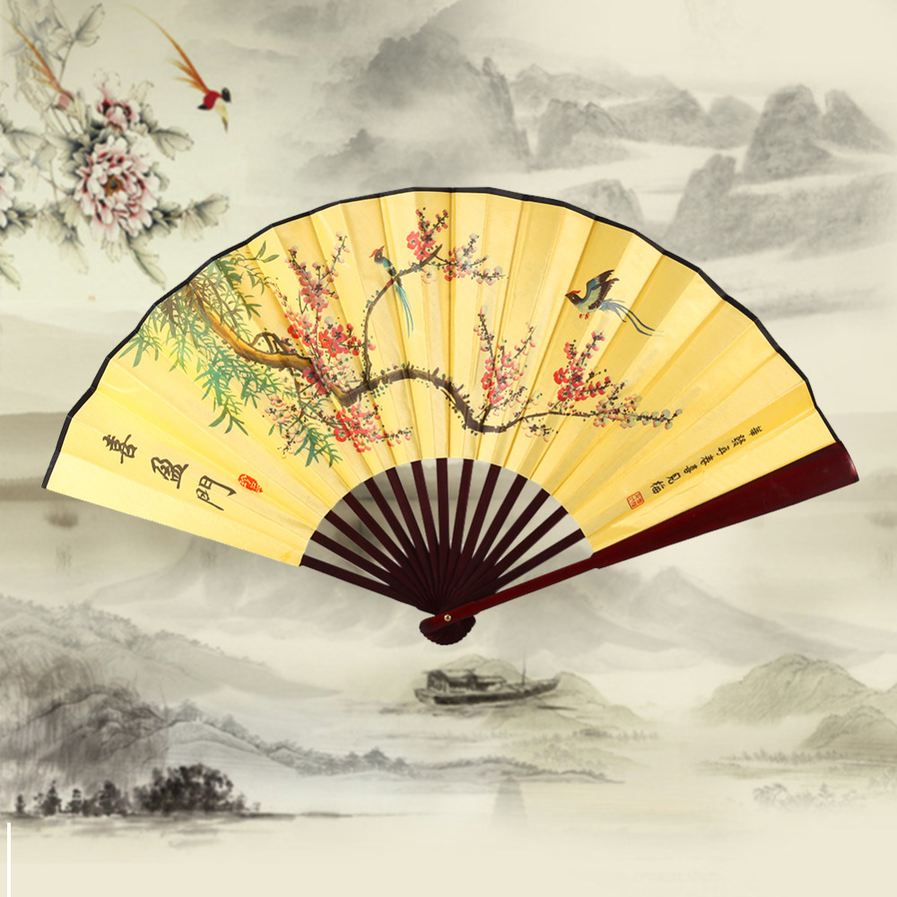 4 Optional Types Chinese Style Handmade Classical Elegant Cool ...
