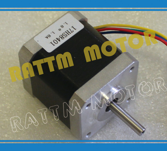 NEMA17 78 Oz-in CNC stepper motor stepping motor/1.8A