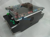 15 Inch LCD Table Cocktail Machine With Classical Games 60 In 1 Game PCB And With