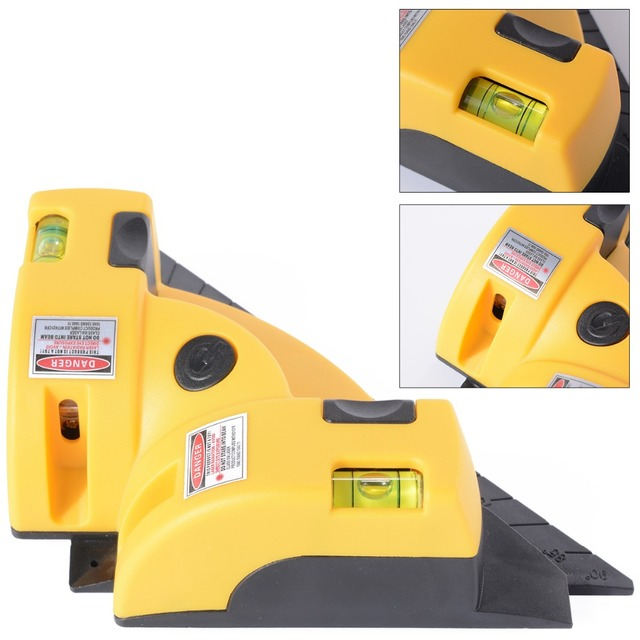 Laser level Line Projection Square Right Angle 90 degree HT091Vertical Pro Vertical Horizontal nivel