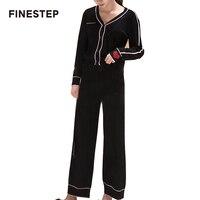 Вязаный комплект брюки Для женщин Осень трикотажные набор из двух частей комплект вязать 2 шт. вязаный комплект Для женщин
