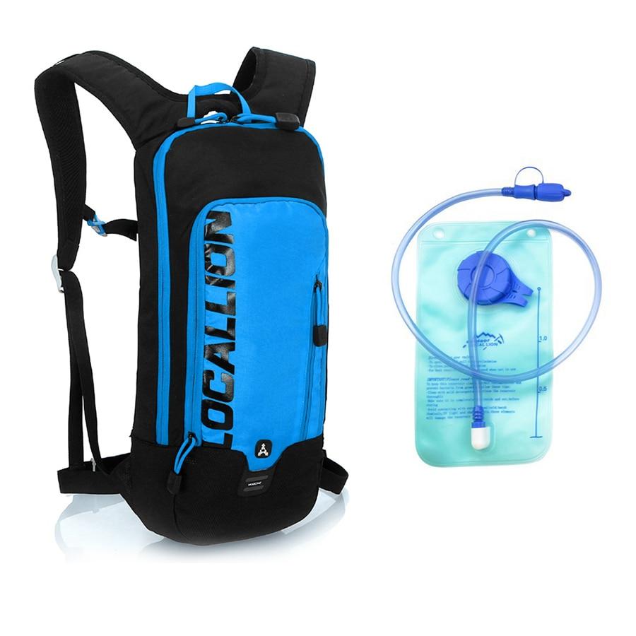 New Design Bicycle Water Bag Cycling Backpack MTB Road Waterproof Reflective Bike Water Bladder Climbing Cycling
