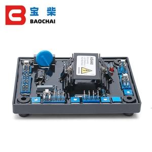 Image 3 - Regulador de voltaje monofásico AS440, alternador universal ac diesel AVR, módulo estabilizador de controlador de energía eléctrica