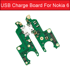 Image 5 - Charger USB Jack Board For Nokia 2 2.1 3 3.1 Plus 5 5.1 6 6.1 7 7.1 Plus 8 Charging USB Port Board Module Replacement Parts