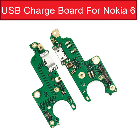Charger USB Jack Board For Nokia 2 2.1 3 3.1 Plus 5 5.1 6 6.1 7 7.1 Plus 8 Charging USB Port Board Module Replacement Parts Multan